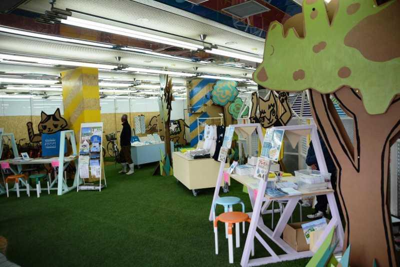 北アルプス国際芸術祭-市街地エリア