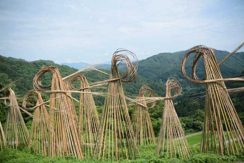 北アルプス国際芸術祭-東山エリア