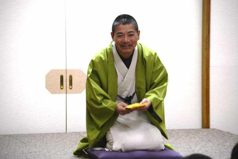 「三遊亭好太郎」大町勇三寄席が開かれました。