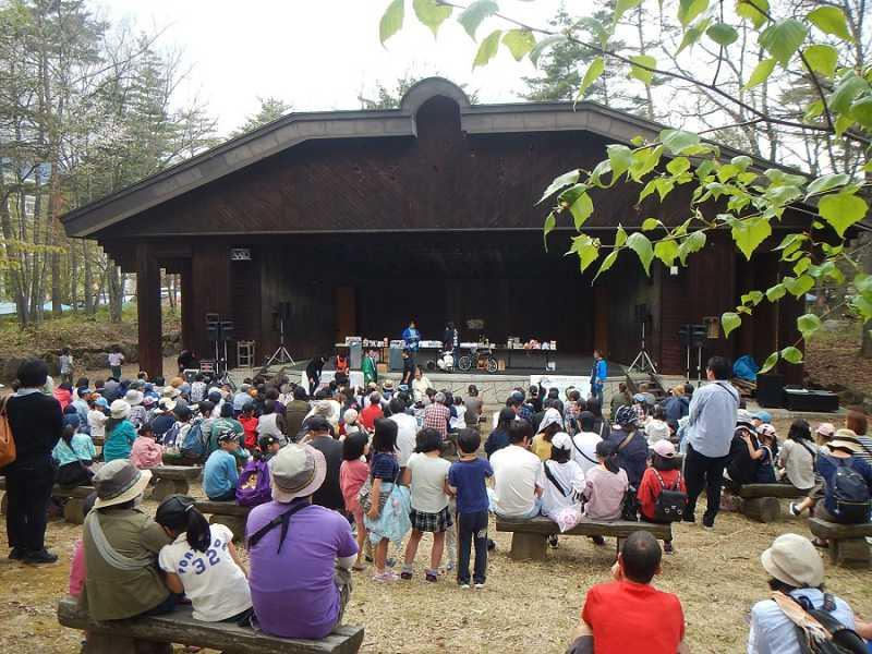 5/6大町温泉郷お客様感謝dayが行われました。