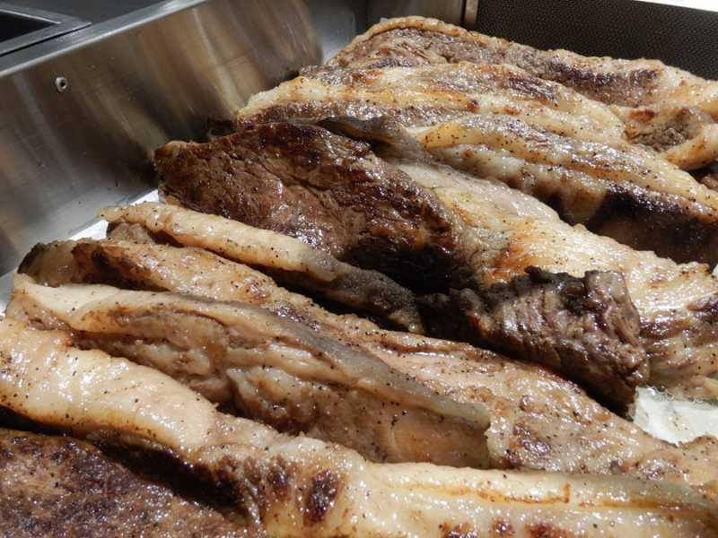 夕食バイキング 信州プレミアム牛肉フェア開催!