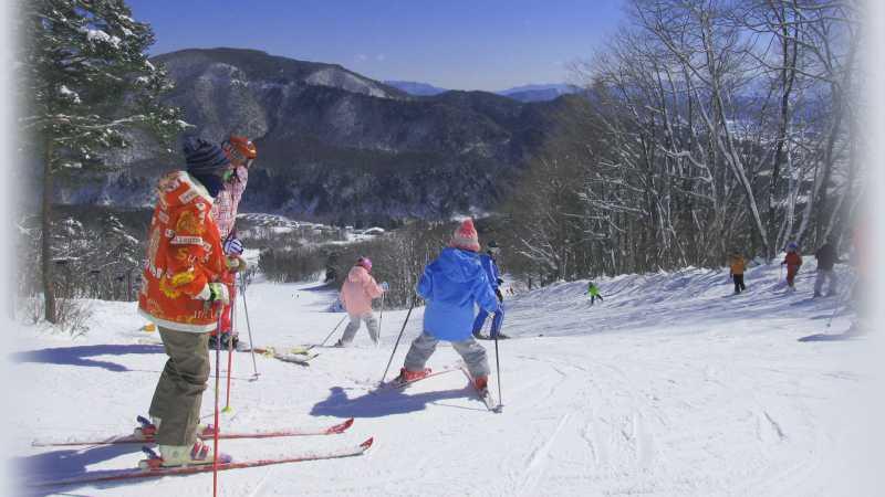 爺ガ岳スキー場open!