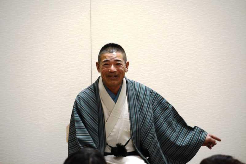 明日11/23(木祝)「三遊亭好太郎」大町勇三寄席開催!